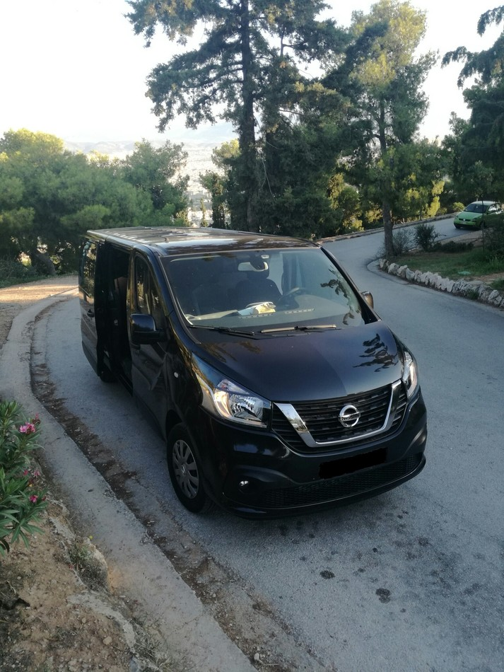 bus rental greece